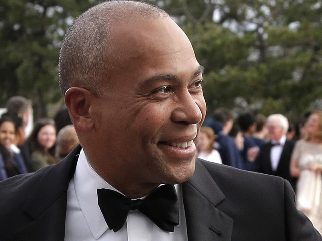 Ex-Massachusetts Gov. Patrick announces Dem presidential bid