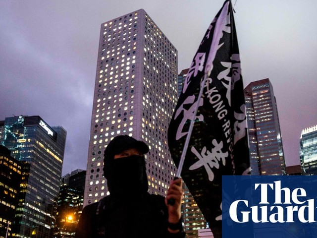 Hong Kong braces for fresh protests during new year festivities
