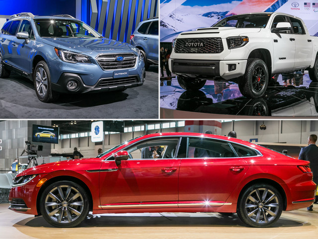 Best Cars of the 2018 Chicago Auto Show: Motor Trend Favorites