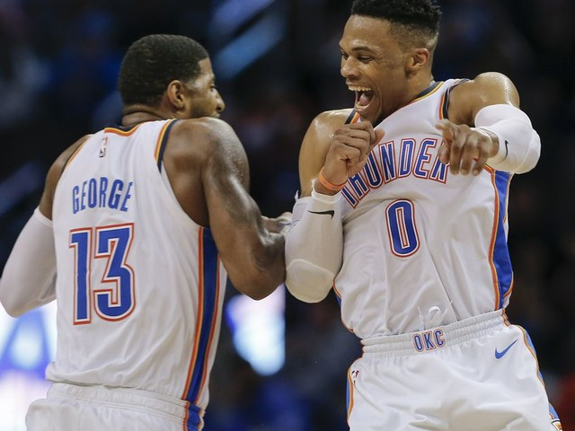 Russell Westbrook is normalizing the absurd