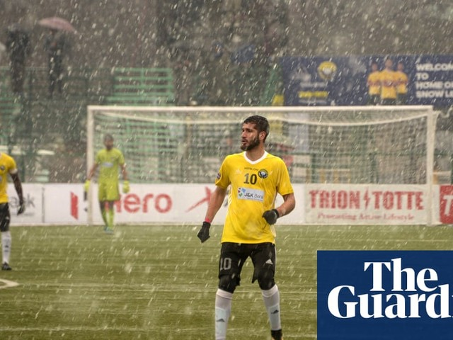 'It's an act of hope': the fairytale rise of the Real Kashmir football team