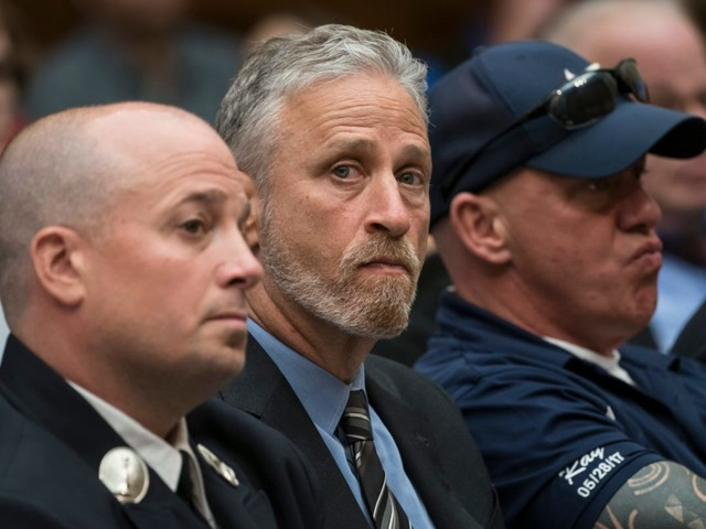 Jon Stewart Lashes Out at Congress Over 9/11 Victims Fund