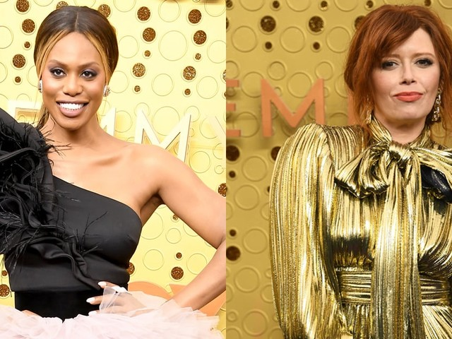 The Orange Is the New Black Cast Is Dripping in Glamour at the Emmys