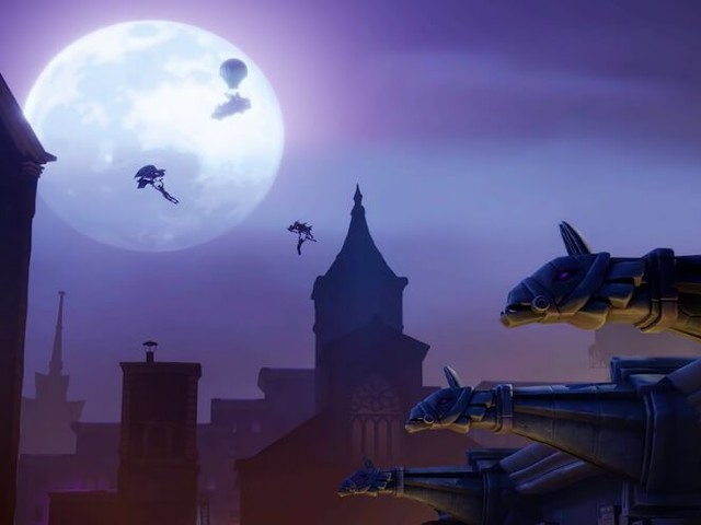 Fortnite leak reveals a Batman crossover event may be happening