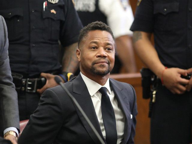 Cuba Gooding Jr. Ignored Woman's Plea to Not Touch Her, Suit Says