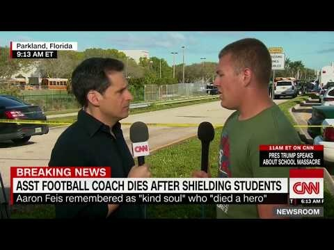 Must-See Moments: Media Politicizes Florida School Shooting