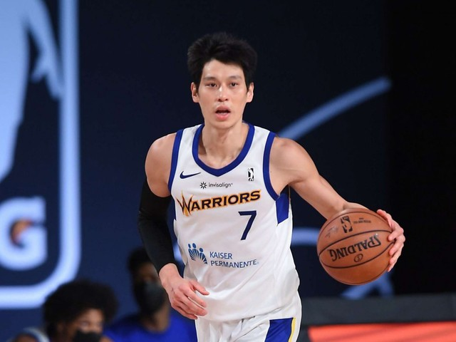 Recent Warriors G Leaguer Jeremy Lin responds to not being called up to NBA yet