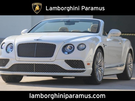 2016 Bentley Continental--GTC AWD