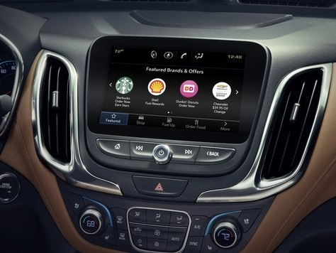 Lord Help Us: GM Introduces In-Car Marketplace