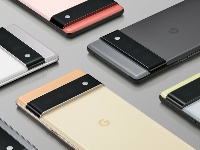 5 things we know about Google's new Pixel 6 and 6 Pro