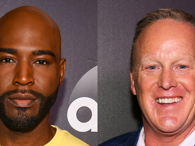Karamo Brown Responds to Sean Spicer 'DWTS' Backlash, Receives Criticism for Calling Him 'Sweet Guy'