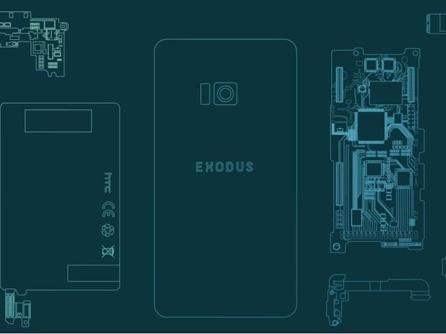HTC Exodus 1s Will Be A Cheaper Blockchain Phone