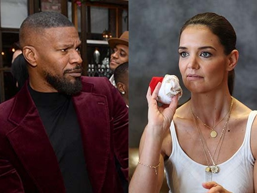 Did Katie Holmes And Jamie Foxx Secretly Adopt A Daughter?