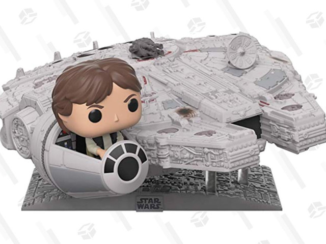 This Millenium Falcon Funko Is As Cute as Baby Yoda, And Cheaper Than Ever