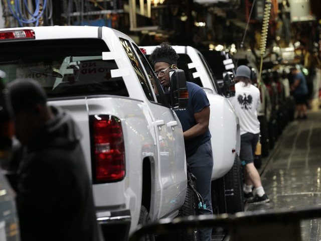 General Motors Sides With Trump in Emissions Fight, Splitting the Industry