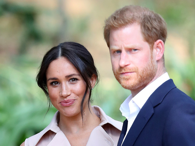 Prince Harry & Meghan Markle's Security Won't Be Paid for by Canada Anymore