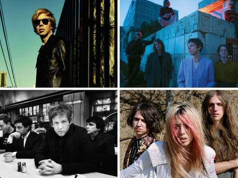 Beck, Cage the Elephant, Spoon and Starcrawler team for a loaded concert bill