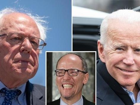 Trump Warns Bernie He's Getting Screwed Again By DNC -- This Time To Help Biden