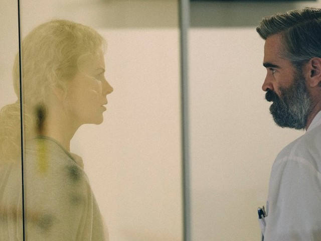 Review: Colin Farrell, Nicole Kidman and 'The Killing of a Sacred Deer'