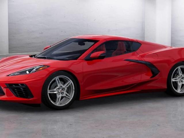 Ace of Base: 2020 Chevrolet Corvette Stingray 1LT