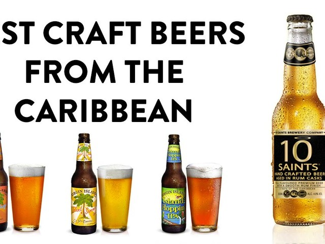 Best Craft Beers from the Caribbean