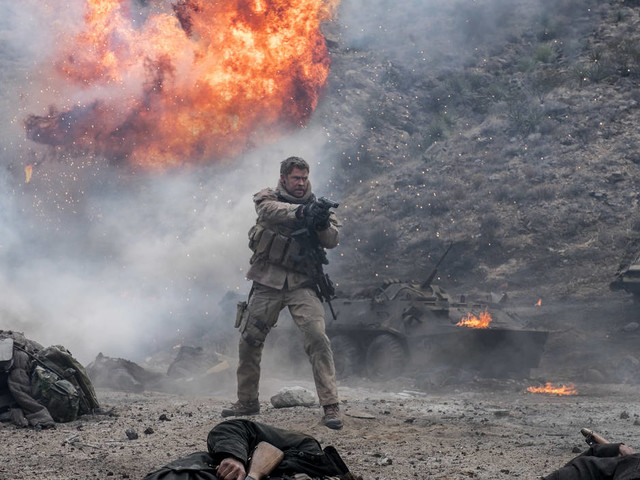 '12 Strong' turns heroic tale into generic war movie