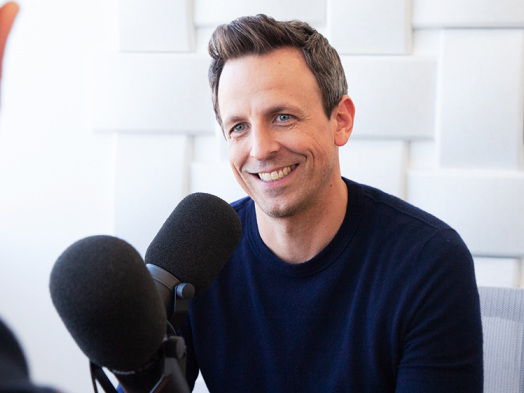 TV News Roundup: Netflix Announces Seth Meyers's Standup Special