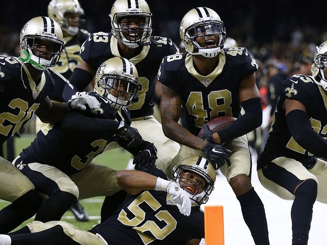 Saints' invigorated defense makes the NFC a more interesting place