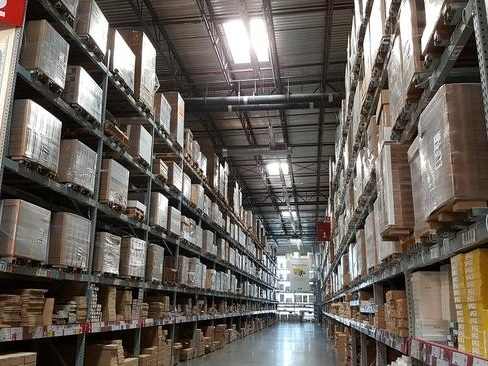 Just Before The Great Recession, Mountains Of Unsold Goods Piled Up In Warehouses...And Now It Is Happening Again
