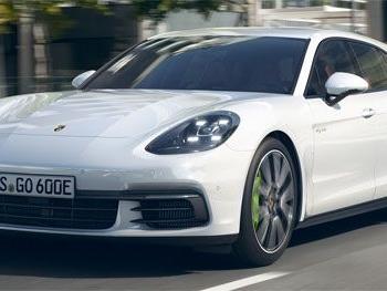 Road Tests: 2018 Porsche Panamera Turbo S E-Hybird