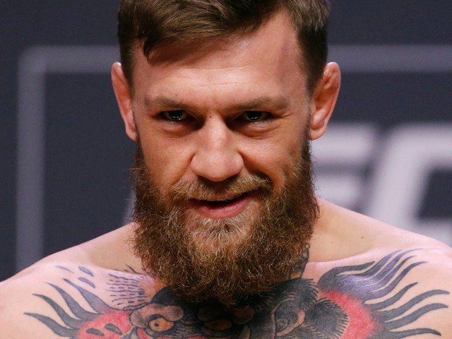 Conor McGregor calls for a rematch in Moscow after Khabib Nurmagomedov retains UFC lightweight title against Dustin Poirier