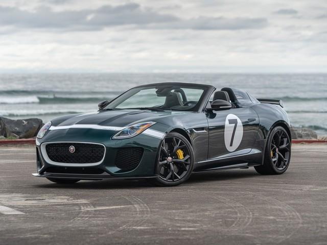 2016 Jaguar F-Type--Project--7