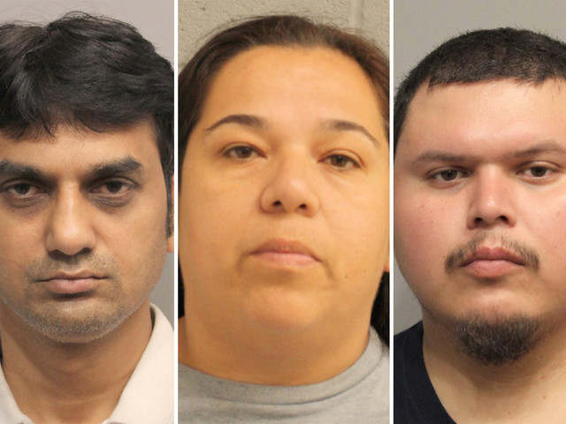 Mugshots released for 7 charged in massive South Houston game room scheme