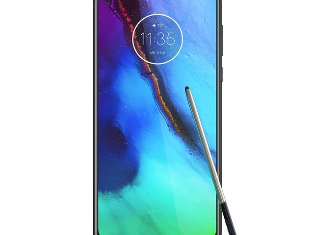 Motorola might finally give Samsung some stylus phone competition