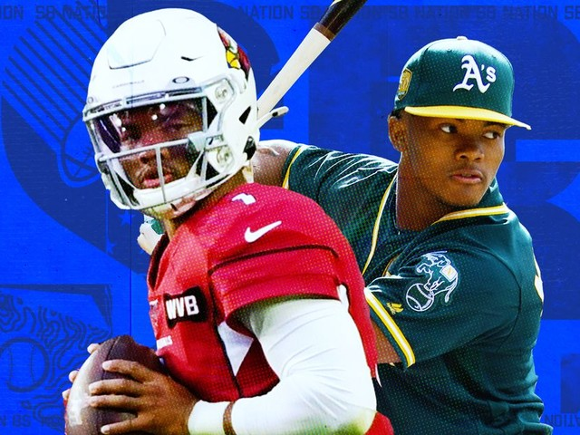 Could Kyler Murray actually pull off a dual-sport career?