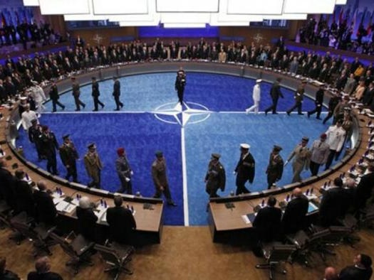 """NATO Pushes For Creation Of """"Democratic Resilience Center"""""""