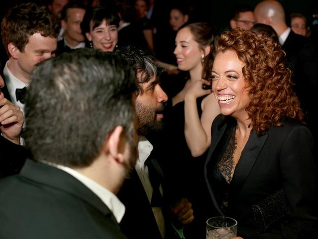 """Trump Says Michelle Wolf """"Bombed"""" at Correspondents' Dinner. Many Journalists Agree."""