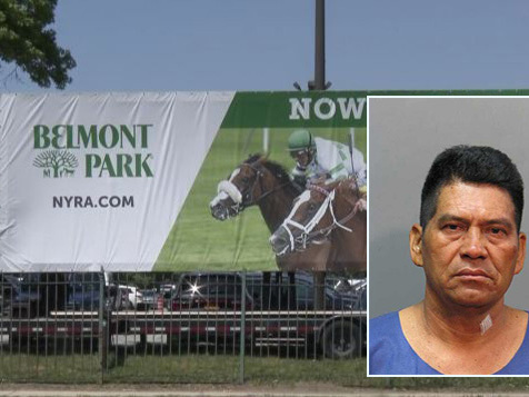 Police: Woman Stabbed To Death By Ex-Boyfriend At Belmont Racetrack