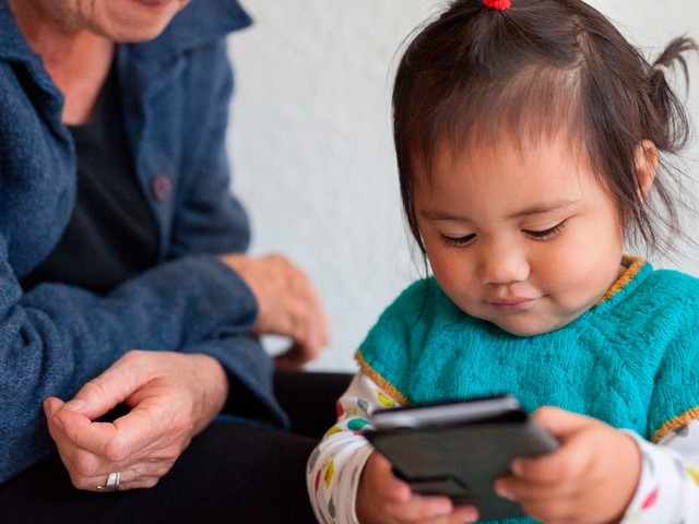 There's evidence that high levels of screen time in preschoolers may hinder brain development