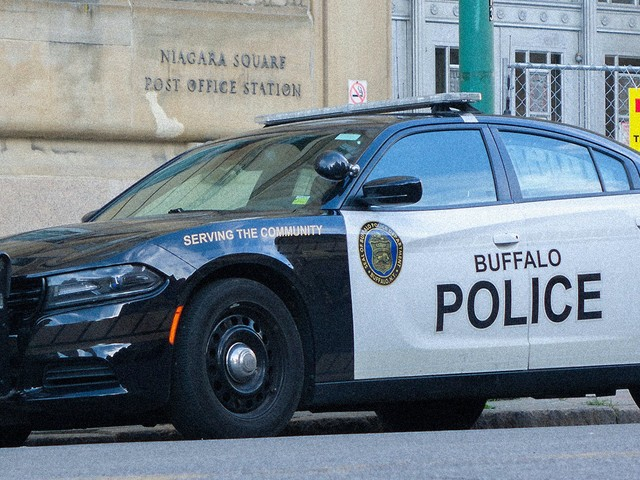 Buffalo police purchased high-tech lassos with mental health grant
