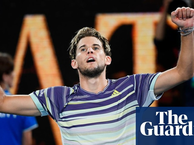 Dominic Thiem beats Zverev to set up Djokovic clash in Australian Open final