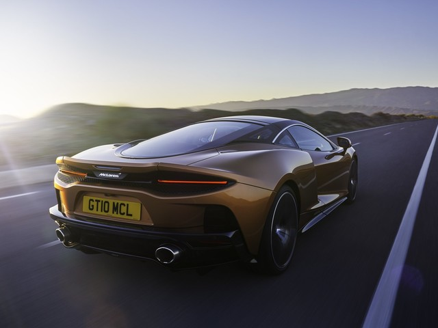 How Does the McLaren GT's Weight Stack Up Against Other Great Models?