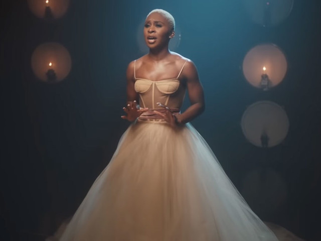 Cynthia Erivo Drops Video for 'Stand Up,' Her Song from 'Harriet'