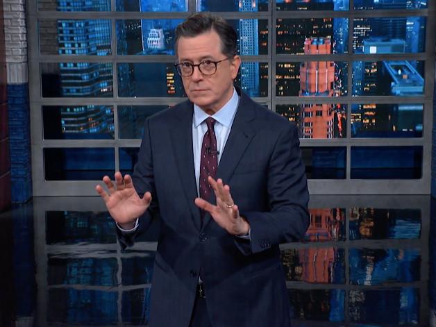 Gordon Sondland Suddenly Remembered Perjury Is a Thing, Stephen Colbert Says