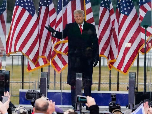No, Trump Isn't Guilty of Incitement