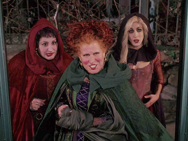 Witch way: Brooklyn celebrates 'Hocus Pocus'