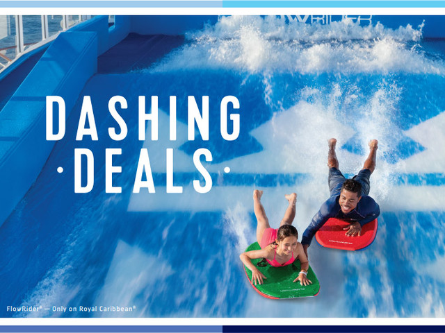 Royal Caribbean offering bonus instant savings on cruises booked this weekend