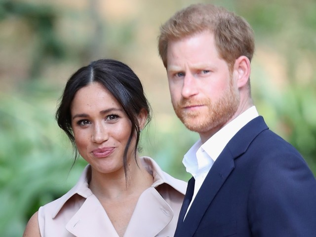 Prince Harry and Meghan Markle Threaten Legal Action Over Paparazzi Photos