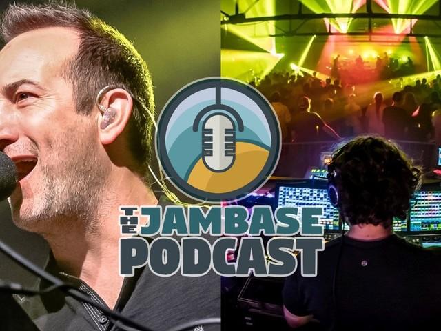 The JamBase Podcast Episode 38: Umphrey's McGee's Joel Cummins & Jefferson Waful