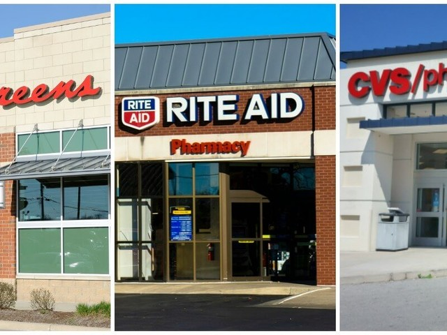 Rolling Your Rewards at Drug Stores This Week